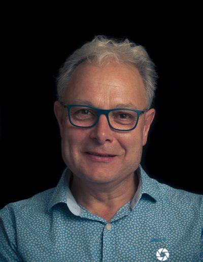 Portretfoto van Bert